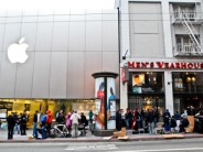 フォトレポート:「iPhone 4」が米国でも販売開始--現地の様子を写真で紹介