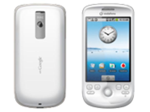 HTC、Android搭載の新スマートフ...