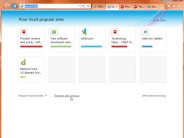 フォトレポート:MSの最新ブラウザ「Internet Explorer 9」のベータ版