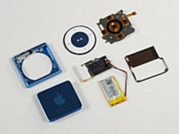 フォトレポート:分解、「iPod shuffle」第4世代--最新の小型 ...