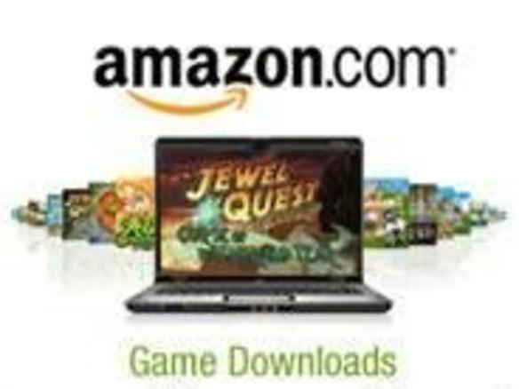 アマゾン・ドットコム、ゲームダウンロードサービスに参入 ...
