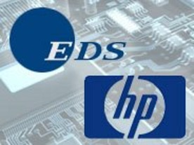 HP、Electronic Data Systemsの買収交渉を認める
