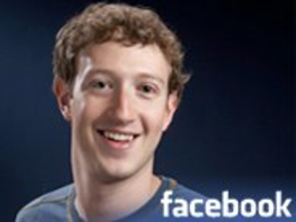 FacebookのCEO、グーグル元幹部の採用を語る