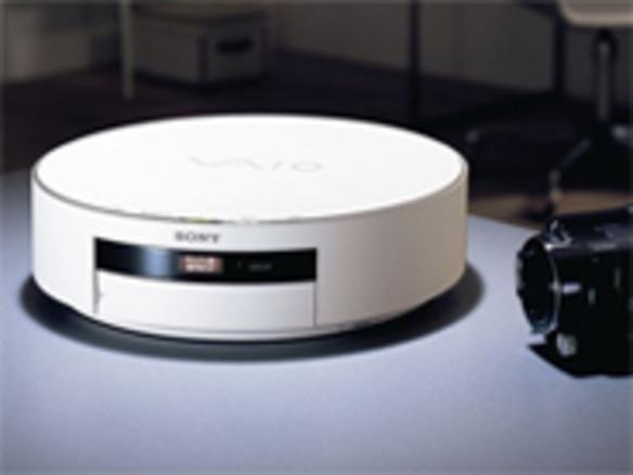 ソニー、おひつ型のホームサーバ「HS1」など発表--大容量、遠隔 ...