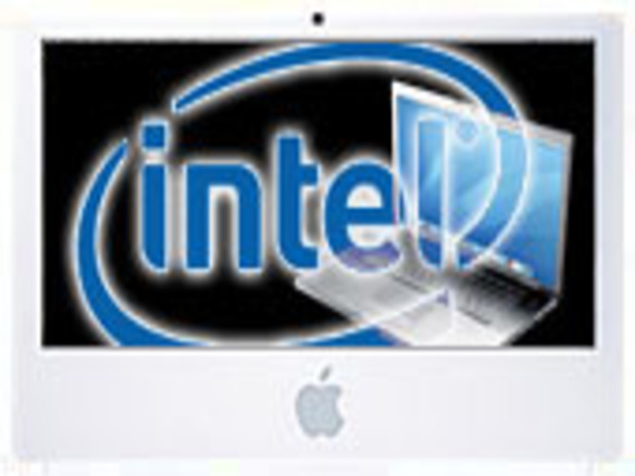 Macworld Expo 2006開催--Intel ...