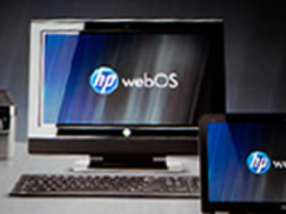 HPの「webOS」搭載PC--開発者獲得の可能性とMSとの距離