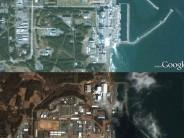 フォトレポート:東日本大震災、発生前後の被災地の様子