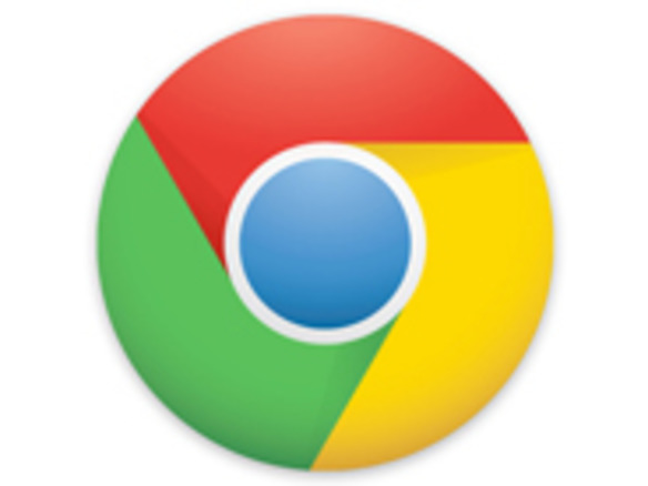 グーグル、「Chrome」ロゴを刷新--より2次元的で幾何学的に - CNET Japan