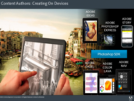 アドビ、「Creative Suite 5.5」を発表--「Photoshop Touch SDK」も公開