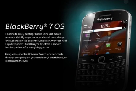 BlackBerry 7 OS