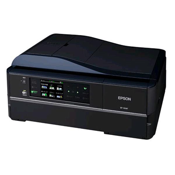 ... カラリオ・プリンター EP-904F : エプソンプリンター スマホから印刷 : 印刷