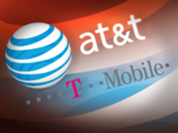 AT&T、T-Mobile買収不成立でも違約金を免れる可能性--Reuters報道