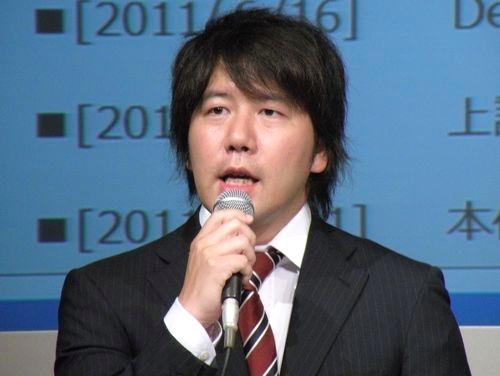 DeNA提訴でグリー田中社長:報復を恐れて損害を回復しないのは