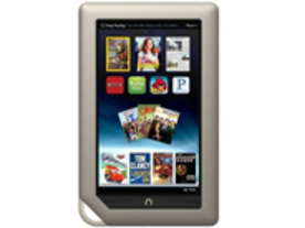 Barnes & Noble、199ドルの「NOOK Tablet」を発表--「Kindle Fire」に対抗