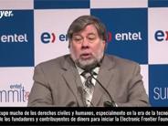 Microsoftに胸を躍らせているAppleの共同創設者Steve Wozniak氏のビデオ
