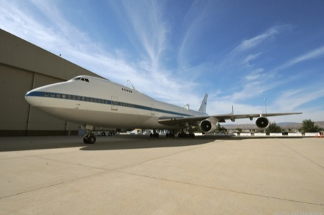NASAが開発する実験用飛行機の数...