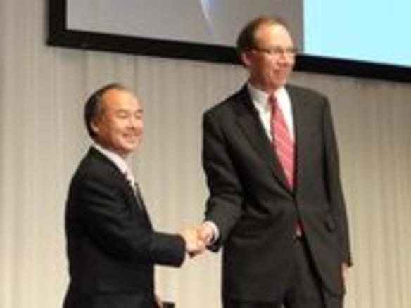 ソフトバンク、スプリント買収を正式発表--総額1.5兆円超 - CNET Japan