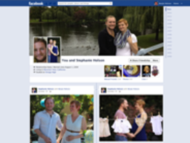 Facebook、「Friendship Pages」を刷新--Timelineレイアウトを適用