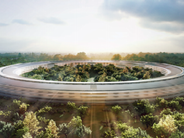 アップルの巨大な新社屋--計画の詳細がアップデートされる