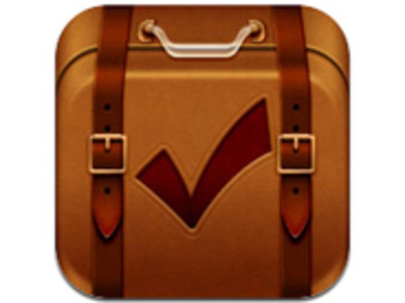 出張や旅行に向けたチェックリストを作成できる packing pro cnet japan