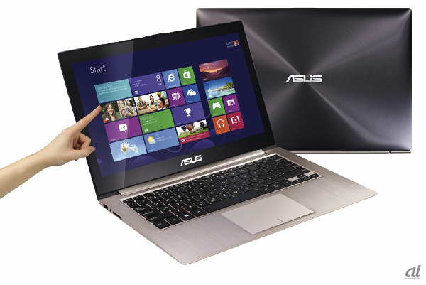 「ASUS ZENBOOK Touch UX31A」