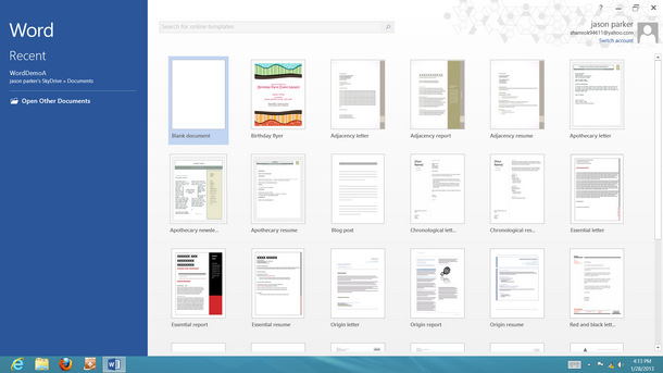 Office Templates Word. write faster with these microsoft office ...