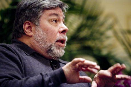 Appleの共同創設者Wozniak氏