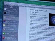 画像で見る「OS X Mavericks」--アップルが披露した次期OS