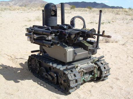 進化する自律型軍事ロボット ...