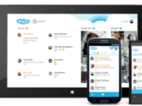 「Skype for Android 4.0」がリリース--会話を中心に据えてデザイン刷新