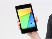 新しくなった「Nexus 7」タブレットを画像でチェック