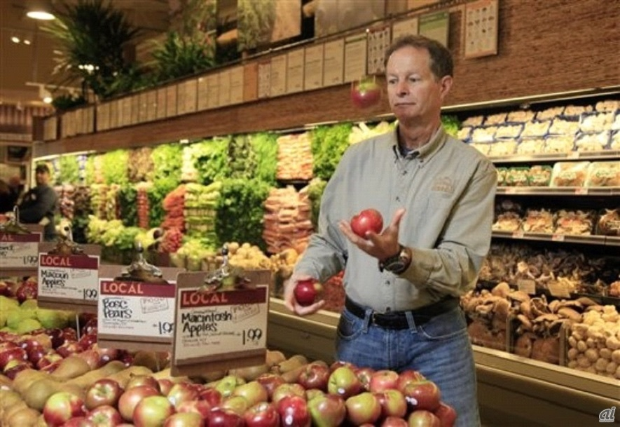 出所: Forbes  CEOs Who Make One Dollar A Year ? John Mackey, Whole Foods Market