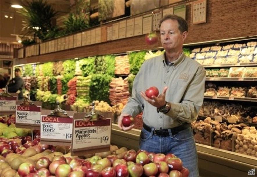 出所: Forbes  CEOs Who Make One Dollar A Year ? John Mackey, Whole Foods Market