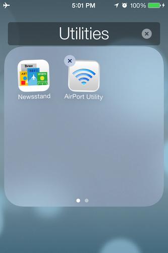 多くのiPhoneやiPadのユーザーを困らせているのが、iPhoneやiPadに組み込まれている電子書籍および電子雑誌サービス「Newsstand」だ。iOSの最新版では、これをフォルダにしまい込めるようになった。これは小さなことだが、Appleが大きな収益源の1つを引っ込めるということなのだ。