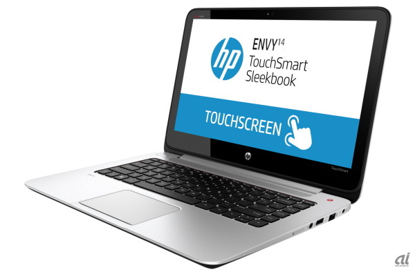 「HP ENVY 14-k000 TouchSmart Sleekbook」
