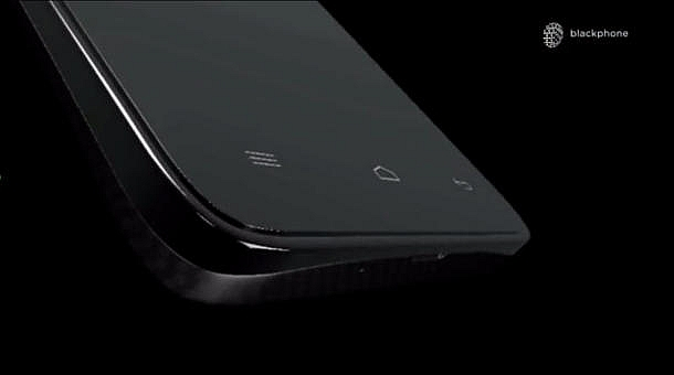 提供:Blackphone/Screenshot by CNET