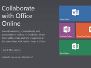 MS、「Office Web Apps」を「Office Online」に改称
