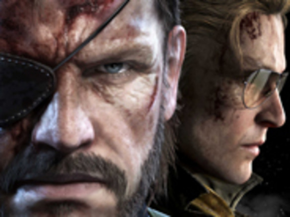 KONAMI、「METAL GEAR SOLID V: GROUND ZEROES」のメイキングムービーを公開