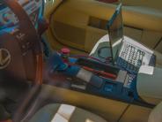 グーグルの自律走行車に潜入!--気になる内部を写真でチェック