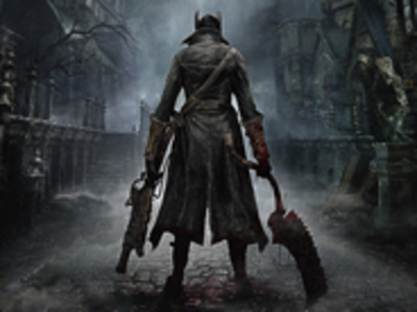 SCEとフロムソフトウェア、PS4用新作「Bloodborne」を共同開発--2015年春発売