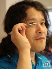 画像: テレパシー井口氏がCEO退任、引き続き「製品の成功に向けた支援を行う」 - CNET Japan