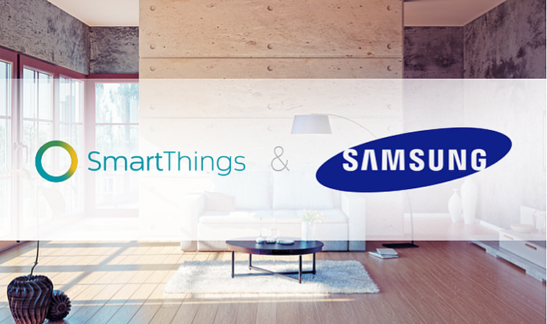 提供:SmartThings/Samsung