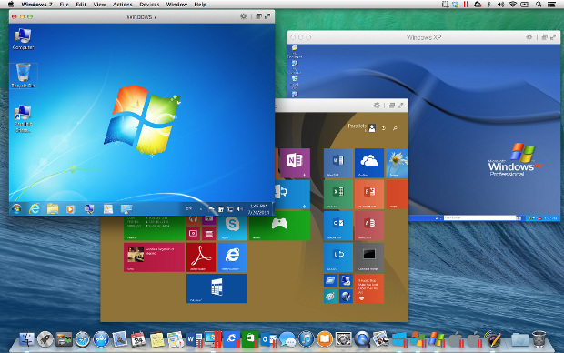 最新版「Parallels Desktop 10 for Mac」