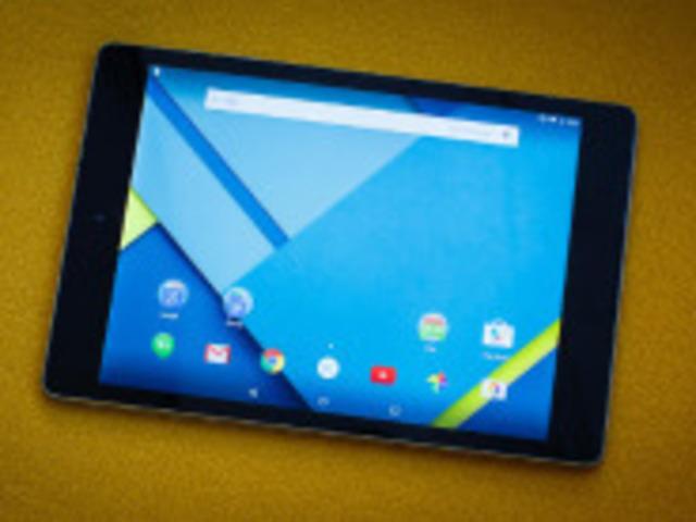 グーグル「Nexus 9」の第一印象-...