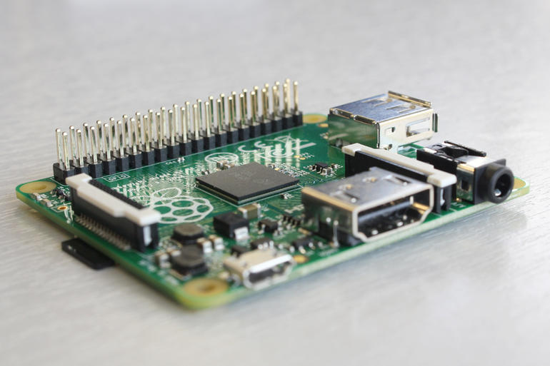 提供:Raspberry Pi Foundation