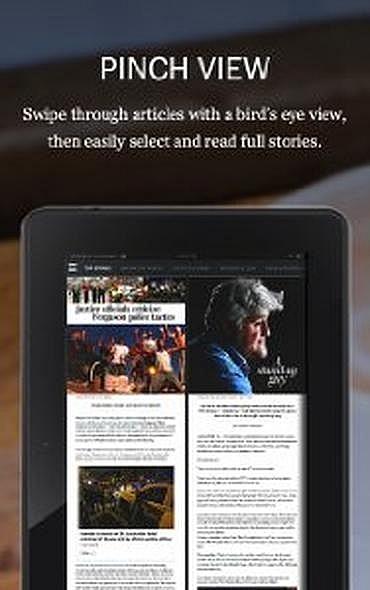 アマゾン washington post アプリをリリース fire タブレット