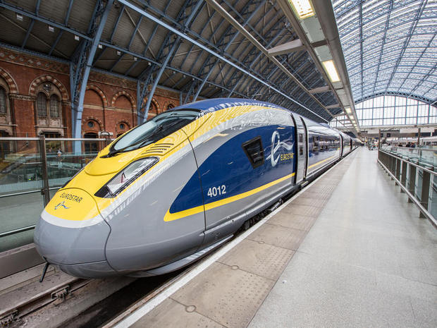 欧州高速鉄道ユーロスター「e320」--2015年運行開始の新型車両を写真で ...