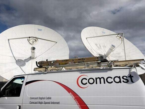 Comcast、Time Warner Cable買収を断念--Charterが名乗りか