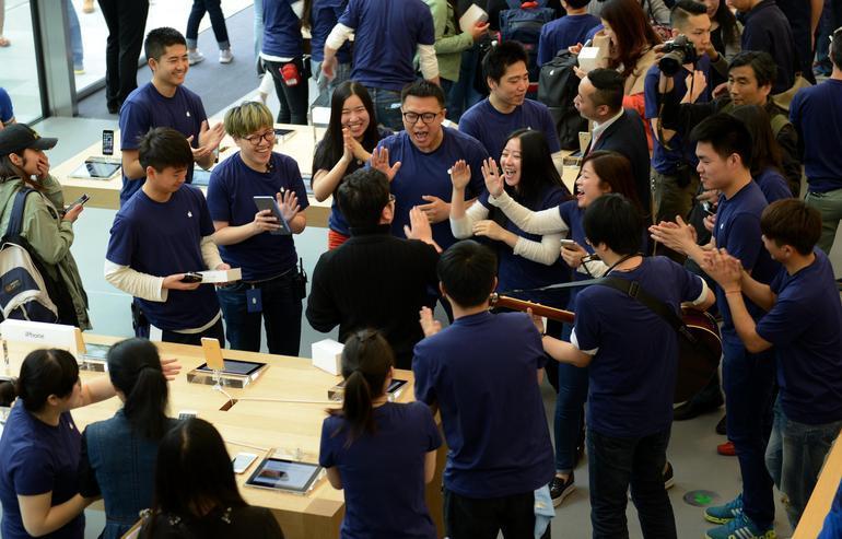 2015Apple 第2四半期決算 3