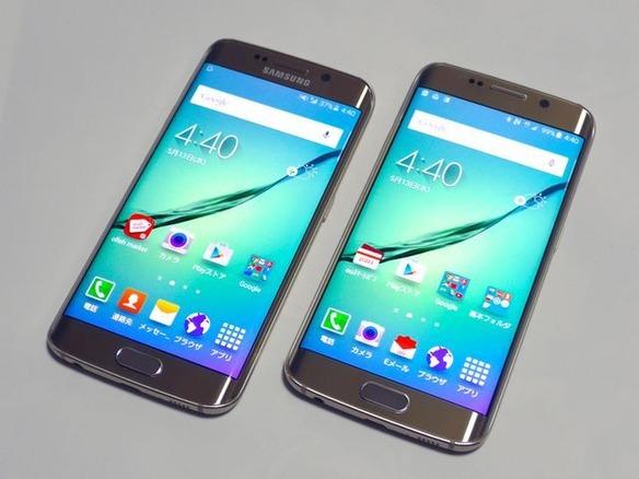 1カ月使ってわかった「Galaxy S6 edge」の実力,,山根康宏氏がレビュー , CNET Japan